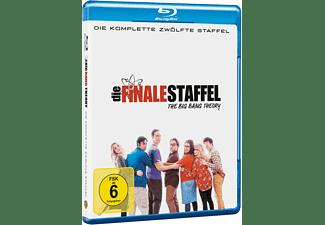 The Big Bang Theory - Staffel 12 Blu-ray