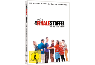 The Big Bang Theory - Staffel 12 DVD
