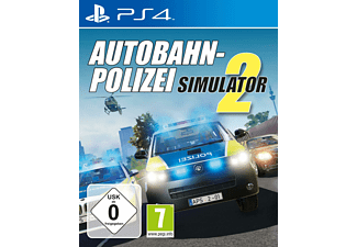 Autobahnpolizei Simulator 2 - [PlayStation 4]