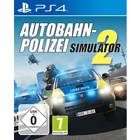 Autobahnpolizei Simulator 2 [PlayStation 4]
