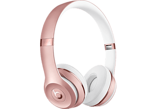 BEATS Solo 3 - Cuffie Bluetooth (On-ear, Oro rosa)