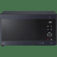 LG MH6565CPB Mikrowelle mit Grillfunktion (1000 Watt)