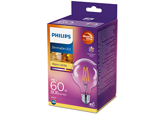 PHILIPS LED classic 60W G93 E27 WGD90
