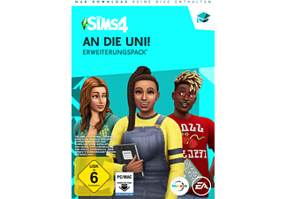 Die Sims 4 An die Uni! (Code in der Box) - [PC]