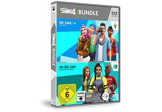 Die Sims 4 Bundle: Die Sims 4 + An die Uni! - [PC]