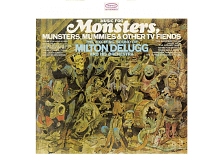 Milton Delugg And His Orchestra - MUSIC FOR.. -45 RPM-  - (Vinyl)