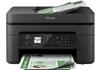 Impresora multifunción - Epson WorkForce WF-2835DWF, Wi-Fi, 10ppm, Negro