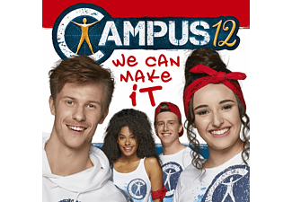 Campus 12 - We Can Make It CD + DVD