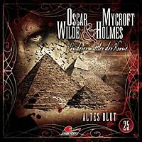 Oscar Wilde & Mycroft Holmes (25) - Altes Blut - (CD)
