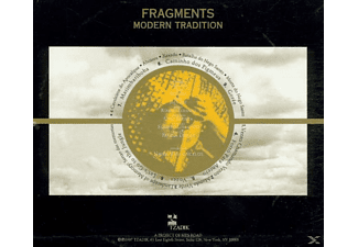 Naná Vasconcelos - FRAGMENTS: MODERN TRADITI  - (CD)