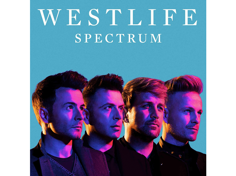 Westlife - SPECTRUM CD