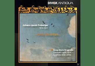 Anne Marie Dragosits - Avec Discretion  - (CD)