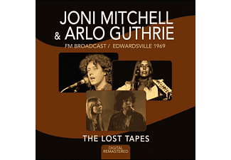 Joni & Arlo Guthrie Mitchell - The Lost Tapes 1969  - (CD)