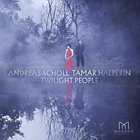 Andres Scholl, Tamar Halperin - Twilight People [CD]