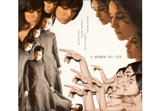 BLEFARI/BERIDZE/GOUZY/PRATTER - 4 Women No Cry 1  - (Vinyl)