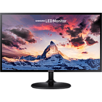 SAMSUNG S27F354FHU LED 27 Zoll Full-HD Monitor (4 ms Reaktionszeit, FreeSync, 60 Hz)