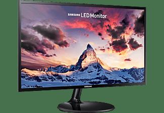 SAMSUNG S27F354FHU LED 27 Zoll Full-HD Monitor (4 ms Reaktionszeit, 60 Hz)