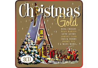VARIOUS - Christmas Gold (Metalbox Ed)  - (CD)