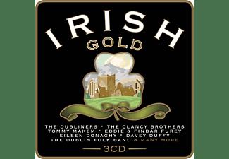 VARIOUS - Irish Gold (Metalbox Ed)  - (CD)