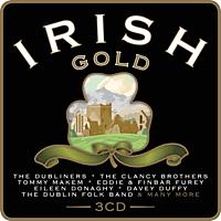 VARIOUS - Irish Gold (Metalbox Ed) [CD]