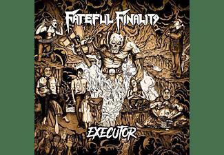 Fateful Finality - EXECUTOR -DIGI-  - (CD)