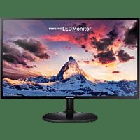 SAMSUNG S24F354FHU LED 23,5 Zoll Full-HD Monitor (4 ms Reaktionszeit, 60 Hz)