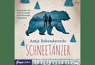 Antje Babendererde - Schneetänzer  - (CD)