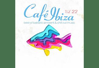 VARIOUS - Cafe Ibiza Vol.22  - (CD)