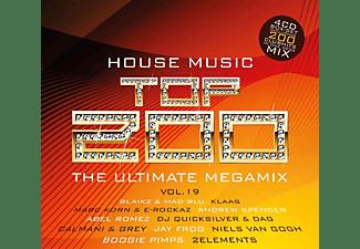 VARIOUS - House Top 200 Vol.19  - (CD)