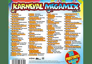 VARIOUS - Karneval Megamix 2020  - (CD)