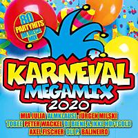 VARIOUS - Karneval Megamix 2020 [CD]