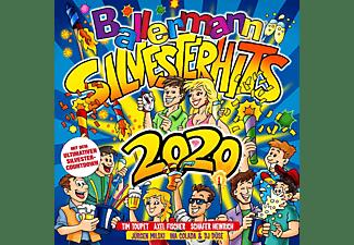 VARIOUS - Ballermann Silvesterhits 2020  - (CD)