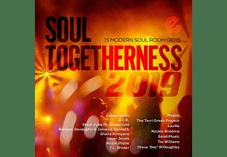 VARIOUS - Soul Togetherness 2019  - (Vinyl)