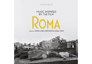 Music Inspired By the film Roma - CD