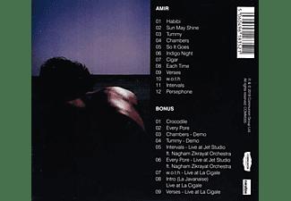 Tamino - AMIR (DELUXE ED.)  - (CD)
