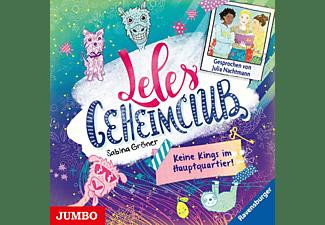 Sabina Gröner - Leles Geheimclub (1).Keine Kings Im Hauptquartier  - (CD)