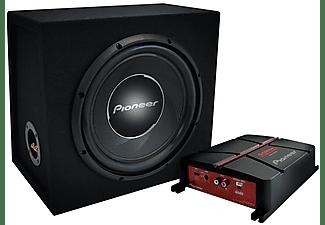 PIONEER GXT 3730B Subwooferpakket (1400W)