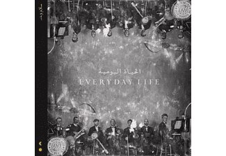Coldplay - Everyday Life CD