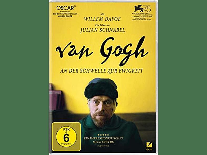 Van Gogh - An der Schwelle zur Ewigkeit [DVD]
