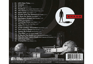 Ost-original Soundtrack Tv - UFO  - (CD)
