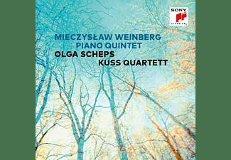 Olga / Kuss Quartett Scheps - Piano Quintet op.18  - (CD)