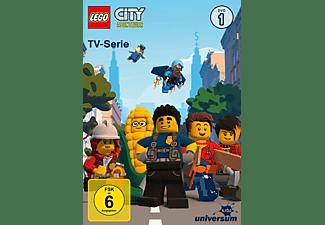 001 - LEGO CITY-TV-SERIE DVD