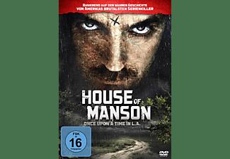 House of Manson DVD