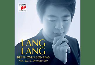 """Lang Lang - Klaviersonaten Nr. 3 And 23 """"Appassionata""""  - (CD)"""