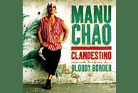 Manu Chao - Clandestino/Bloody Border-Collec [LP + Bonus-CD]