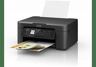 Impresora multifunción - Epson WorkForce WF-2810DWF, Tinta inyección, WiFi, USB, 33 ppm