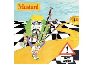Roy Wood - MUSTARD -EXPANDED/REMAST-  - (CD)