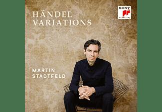 Martin Stadtfeld - Händel Variationen  - (CD)