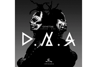 Genetikk - D.N.A.  - (CD)