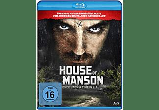 House of Manson Blu-ray